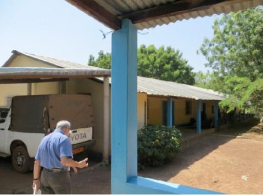 Kad3 Group ha installato il nuovo impianto fotovoltaico off grid con kit HyRei in Benin