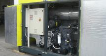 Plant Ponente Syngas 30kW Gallipoli